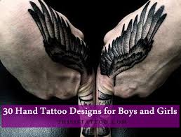 tattoo boy hd pic 30 hand tattoo designs for boys and girls jpg