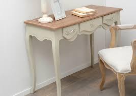 bureau style romantique meuble style romantique salle de bain cagne revisit e o le