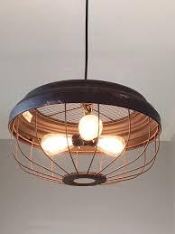 3 Bulb Ceiling Light Fixture Industrial 3 Bulb Metal Pendant Light Ceiling Light Rustic