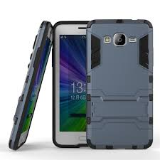 armor back cover for samsung galaxy grand prime 2 in 1 style