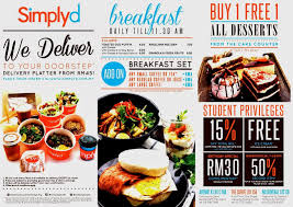 birthday food delivery follow me to eat la malaysian food simplyd grand launch