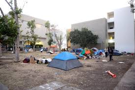 bathrooms for homeless to be installed at santa ana civic center