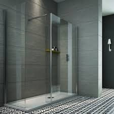 Walk In Showers by Tate Collection Indi 1700 X 750mm Walk In Shower Enclosure Inc Tray