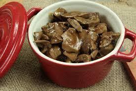 cuisiner rognon de boeuf rognons de boeuf sauce madere la cuisine de rahima