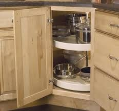 Lazy Susans For Cabinets by Blind Corner Cabinet With Lazy Susan Qualitycabinets