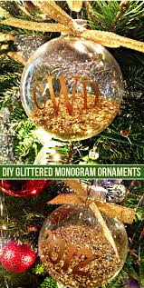 22 clear glass ornament ideas diy crafty projects