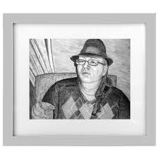 framed portrait drawings artist rescue portrait drawings