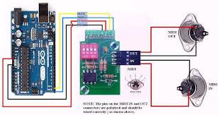 midi 16 way light controller