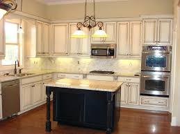 how to distress kitchen cabinets white large image for wonderful