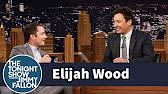 elijah wood connects the universe and also has cool tattoos youtube