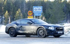 2018 bentley continental gt and gtc u2013 new spy shots emerge show
