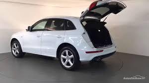 Audi Q5 White - nl62pbv audi q5 tdi quattro s line white 2012 derby audi youtube