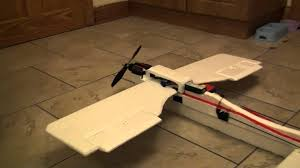 new how to build a airplane out of cardboard built