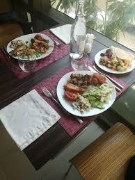 Voir tous les restaurants pr¨s de Novotel Mohamed V  Tunis Tunisie