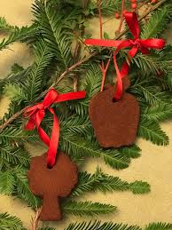 cinnamon apple sauce ornaments coast organic