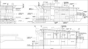 house architecture drawing technical drawing blake manning