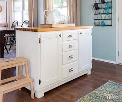 easy kitchen island do it yourself kitchen island ideas