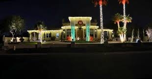 phoenix christmas house decorations