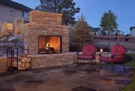 Outdoor Fireplace Patio Designs How To Design An Outdoor Fireplace Patio Home Guides Sf Gate