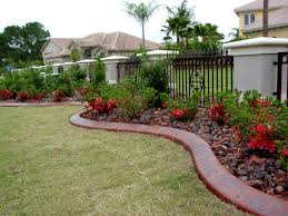 curbing ideas for landscaping