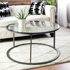 Metal Side Tables For Living Room Glass Tables For Living Room Thelt Co