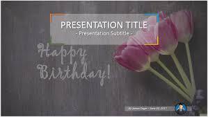 happy birthday powerpoint 58731 free powerpoint happy birthday