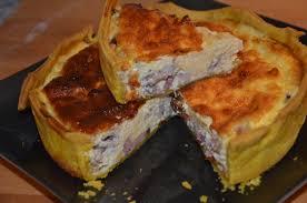 cuisine lorraine recette quiche lorraine de frédéric anton sevencuisine