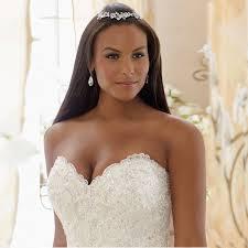 plus size wedding dresses mermaid style 2017 sweetheart full