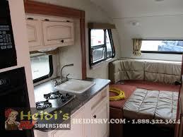 used 2011 heartland heartland mpg 183 bunks travel trailer