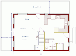 House Plans For Cottages by Cabin Floor Plans Free Crtable