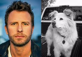 dierks bentley kids dierks bentley says goodbye to loyal dog jake