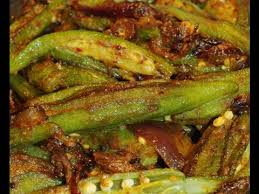 cuisiner des gombos recette indienne les gombos ou bhindis