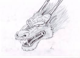 100 ideas how to draw a realistic chinese dragon on