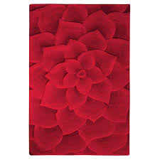 area rugs home decorators home decorators collection corolla red 8 ft x 11 ft area rug
