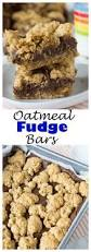 Oatmeal Bars With Chocolate Topping Best 25 Oatmeal Cookie Bars Ideas On Pinterest Chocolate Chip