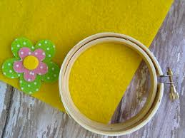 easter crafts for kids simple spring embroidery hoop craft