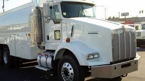 kenworth stock fuel truck 2003 kenworth t800 with 4000x4 steel tank stock