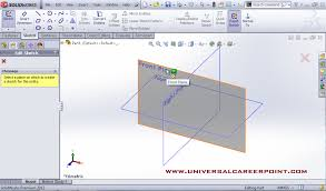solidworks basic training tutorial sketching lines universal