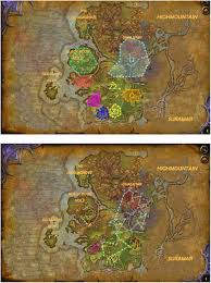 Map Quests Wow Level 100 To 110 Detailed Quests Guide