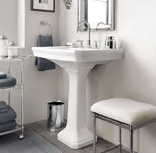 valuable design ideas pedestal sink bathroom who made the sinks