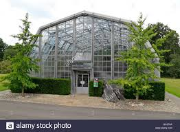 Royal Botanic Gardens Kew Richmond Surrey Tw9 3ab External View Of Evolution House The Royal Botanic Gardens Kew