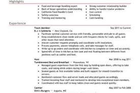 resume exles for fast food development writing course straighterline resume sle for