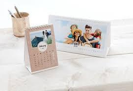 calendrier bureau personnalisé calendrier de bureau personnalisé avec photos smartphoto