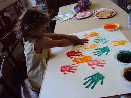 handprints helping hands craft addition from the good samaritan
