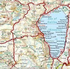 Map Israel Map Of Israel National Geographic U2013 Mapscompany