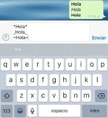 hola imagenes whatsapp marca la diferencia en whatsapp di las cosas con énfasis