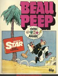 read free beau peep chapter 001 page 1