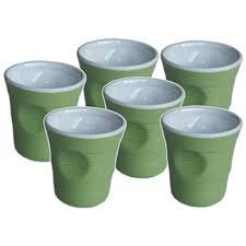 bicchieri verdi bicchieri top moka