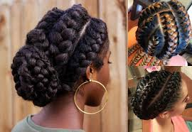 stunning goddess braids hairstyles for black women hairstyles