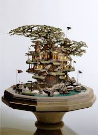 bonsai tree craft inspiration furnish burnish